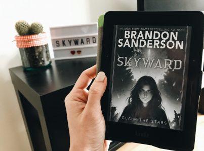 Skyward, Brandon Sanderson