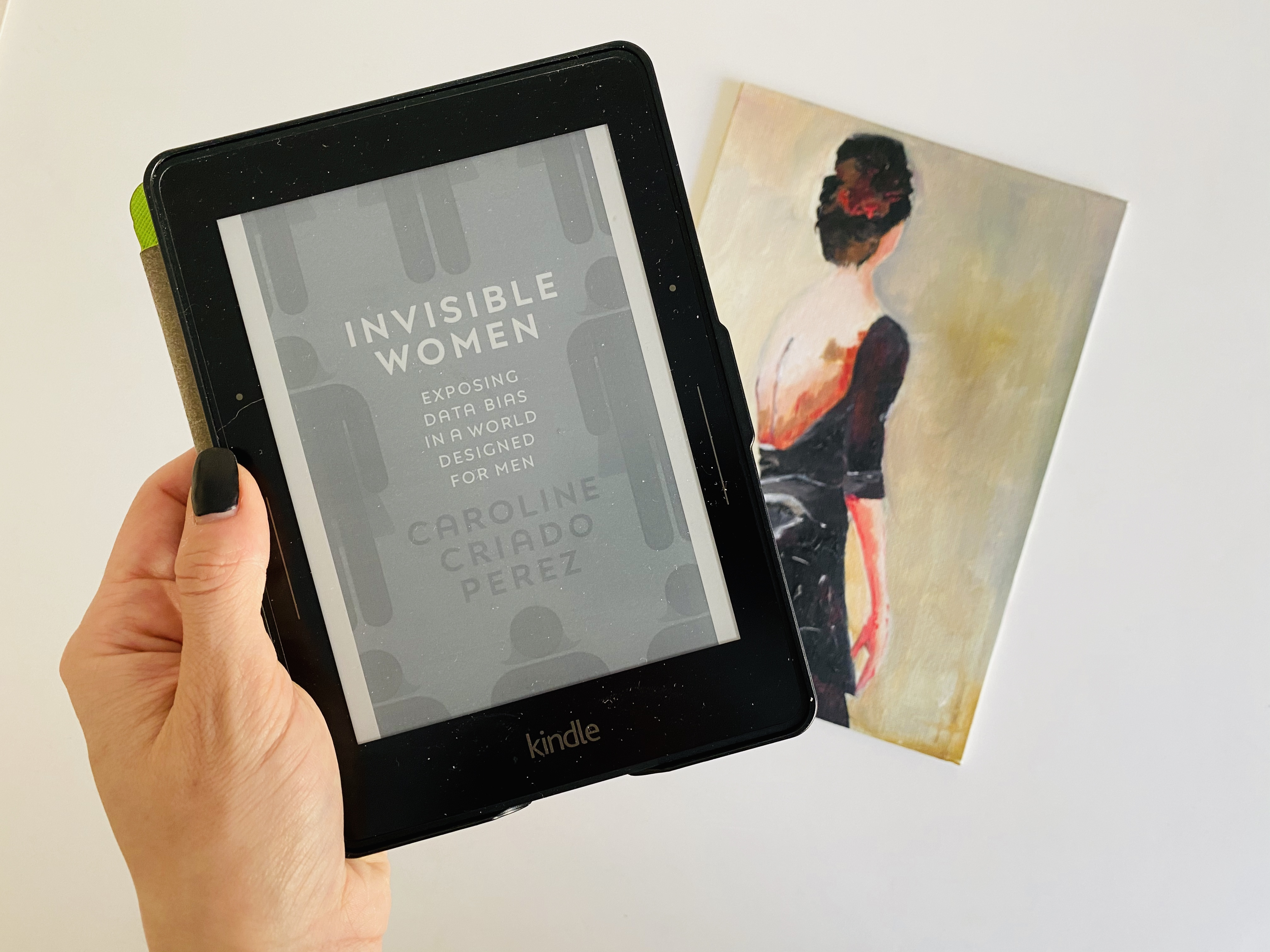 """Invisible Women: Data Bias in a World Designed for Men"", Caroline Criado-Pérez"